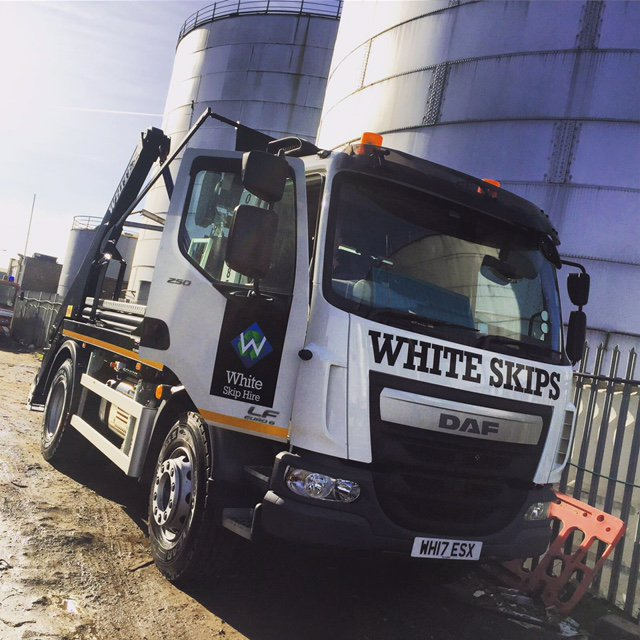 Skip Hire Services Marks Gate